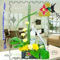 Arreglos Florales Hombre  001