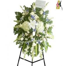 Arreglos Florales Para Difuntos 004